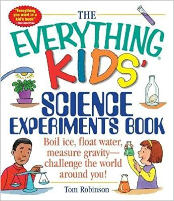 Everything Kids' Science Experiments