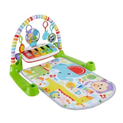 Fisher-Price Deluxe Kick 'n Play Piano Gym