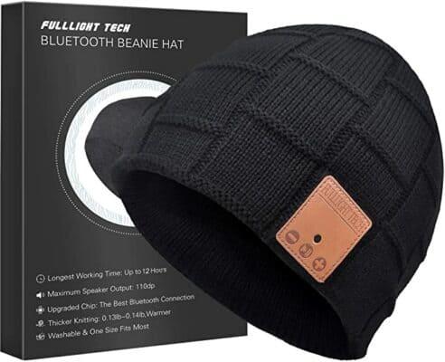 Bluetooth Beanie Hat With Headphones