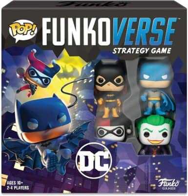 Funkoverse DC Comics Strategy Board Game