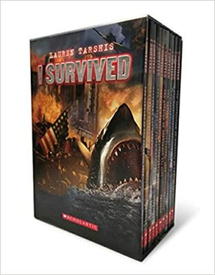 I Survived, by Lauren Tarshis