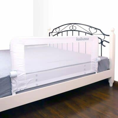 Kooldoo 43 Inches Fold Down Toddlers Bed Rail