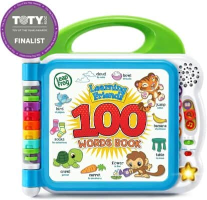 Leap Frog Learning Friends 100 Word Book