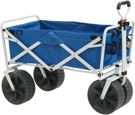 Mac Sports All Terrain Collapsible Wagon