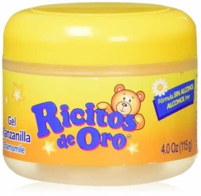 Manzanilla Ricitos Hair Gel