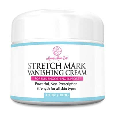 Mommy Knows Best Stretch Mark Cream