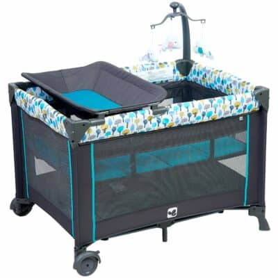 Pamobabe Portable Playard