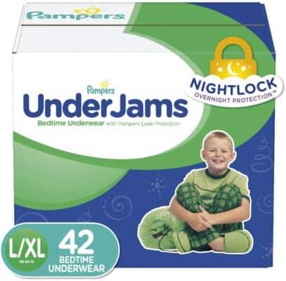 Pampers UnderJams Bedtime Underwear