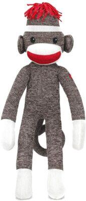 Plushland Original Sock Monkey