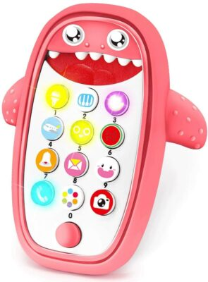 Sommer Teething Phone Toy for Babies