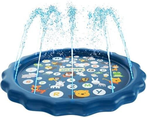 SplashEZ Three-in-One Sprinkler and Splash Pad