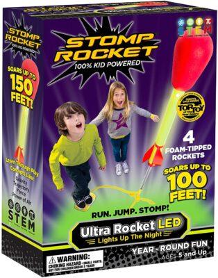 Stomp Rocket Ultra Rocket LED