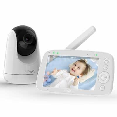 """VAVA 720P 5"""" Video Baby Monitor"""