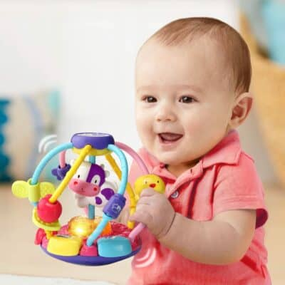 VTech Lil' Critters Shake and Wobble Ball