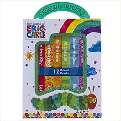 World of Eric Carle Board Book Block