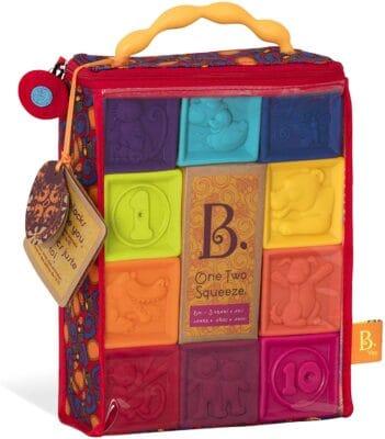 B. Toys Squeeze Building Blocks