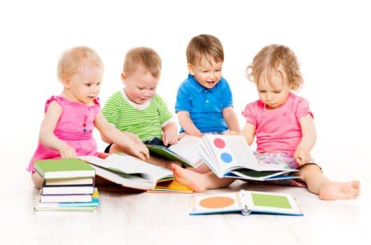 First Words: Best Books for 1 Year Olds
