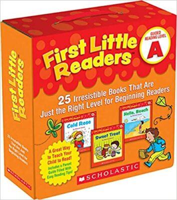 First Little Reader's Parent Pack