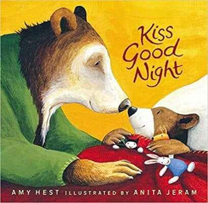 Kiss Good Night by Amy Hest