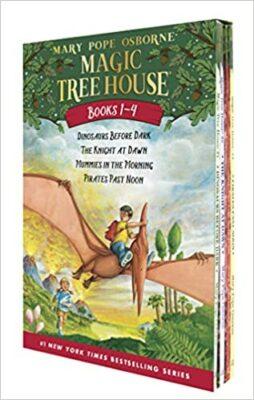 Magic Tree House Boxed Set