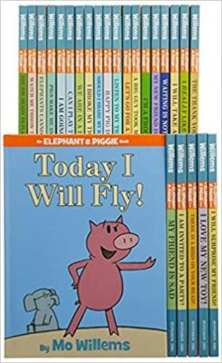 The Elephant & Piggie Complete Collection by Mo Willems