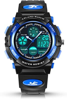 Azland LED Digital Sport Watch