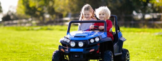 8 Best Power Wheels for Kids to Tear up the Track