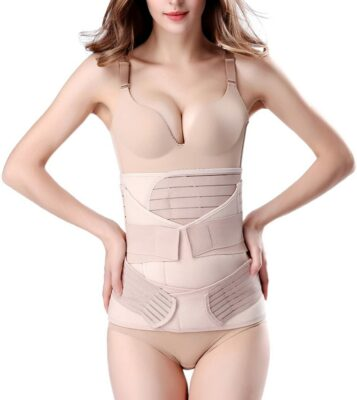 ChongErfei 3-in-1 Postpartum Support Belt