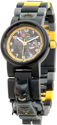 Lego Batman Kids Minifigure Link Buildable Watch