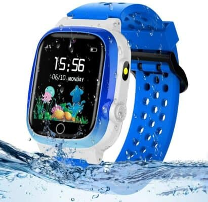 Themoemoe Kids GPS Watch