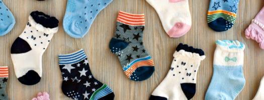 The 10 Best Baby Socks to Buy in 2021