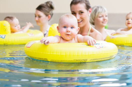 The 10 Best Baby Swim Floats to Buy in 2021