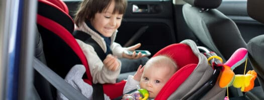 Best Car Seat Protectors to Keep the Backseat Clean