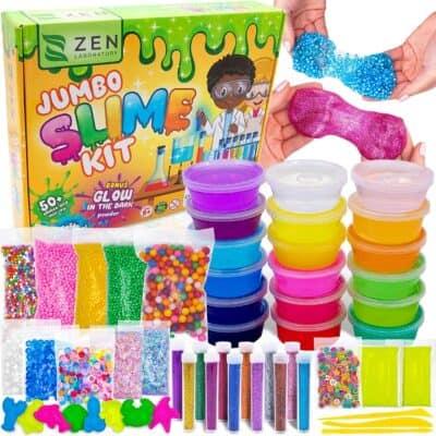 Zen Laboratory DIY Slime Kit