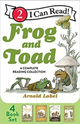 Frog and Toad: A Complete Reading Collection, by Arnold Lobel