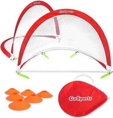 GoSports Portable Pop-up Soccer Goal