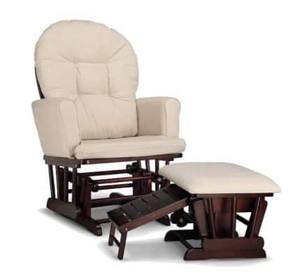Graco Parker Semi-Upholstered Nursing Ottoman
