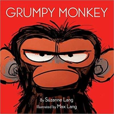 Grumpy Monkey, by Suzanne Lang
