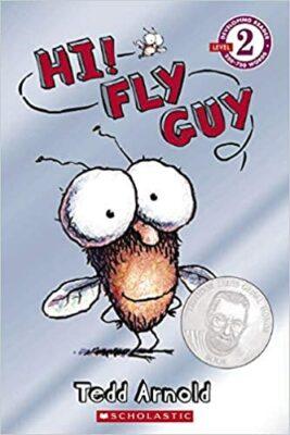 Hi! Fly Guy, by Tedd Arnold