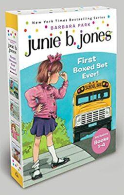 Junie B. Jones series, by Barbara Park