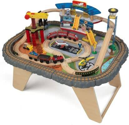 KidKraft Transportation Station Set