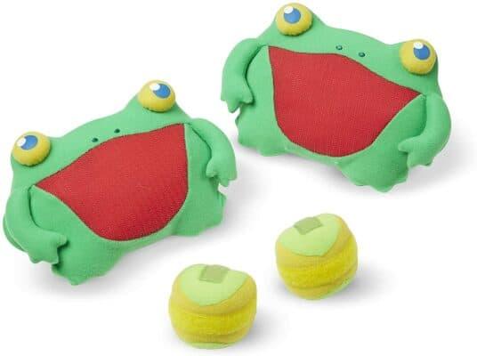 Melissa & Doug Frog Toss and Grip