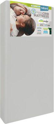 Milliard Crib Mattress with Flip Technology