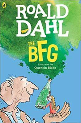 The BFG, by Roald Dahl