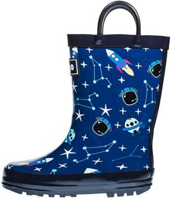 hibigo Natural Rubber Rain Boots
