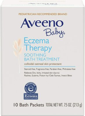 Aveeno Baby Soothing Bath Treatment