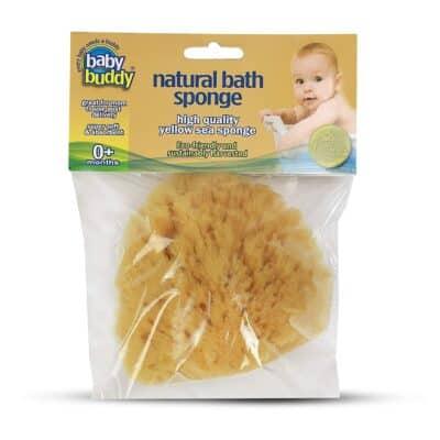 Baby Buddy Natural Baby Bath Sponge