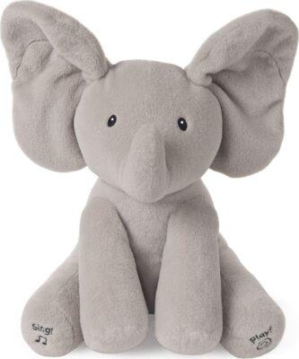 Flappy the Elephant Stuffed Plush Toy