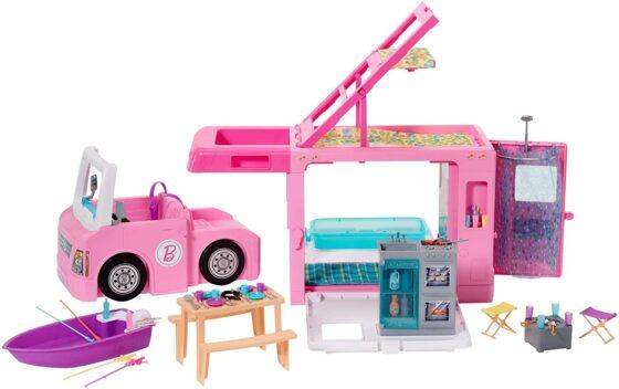Barbie 3-in-1 Dream Camper Vehicle
