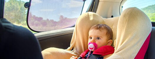 Best Baby Car Sun Shades to Reduce Glare